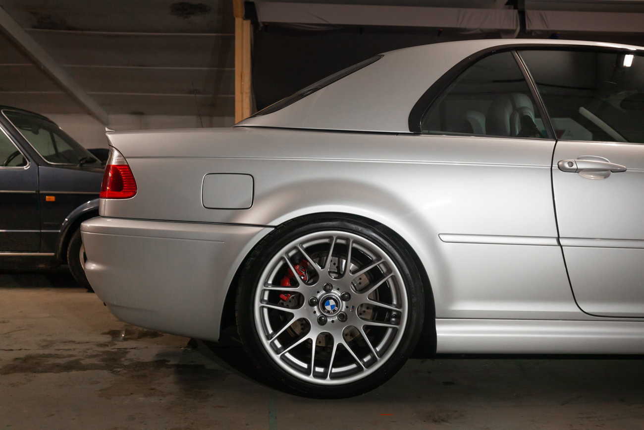 2001 BMW E46 M3 Convertible MANUAL  For Sale (picture 6 of 21)