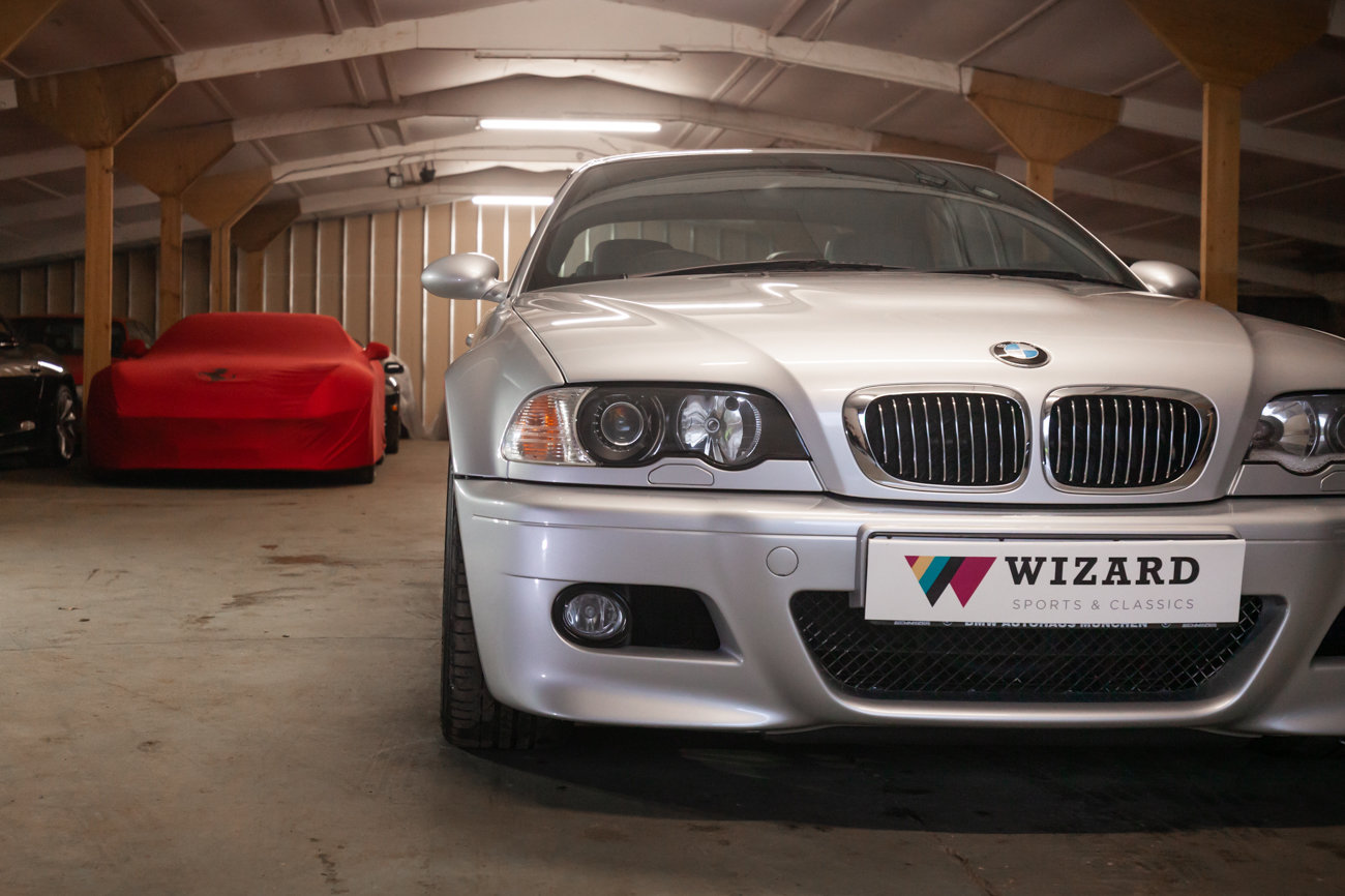2001 BMW E46 M3 Convertible MANUAL  For Sale (picture 7 of 21)