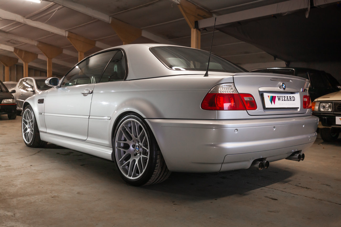 2001 BMW E46 M3 Convertible MANUAL  For Sale (picture 9 of 21)
