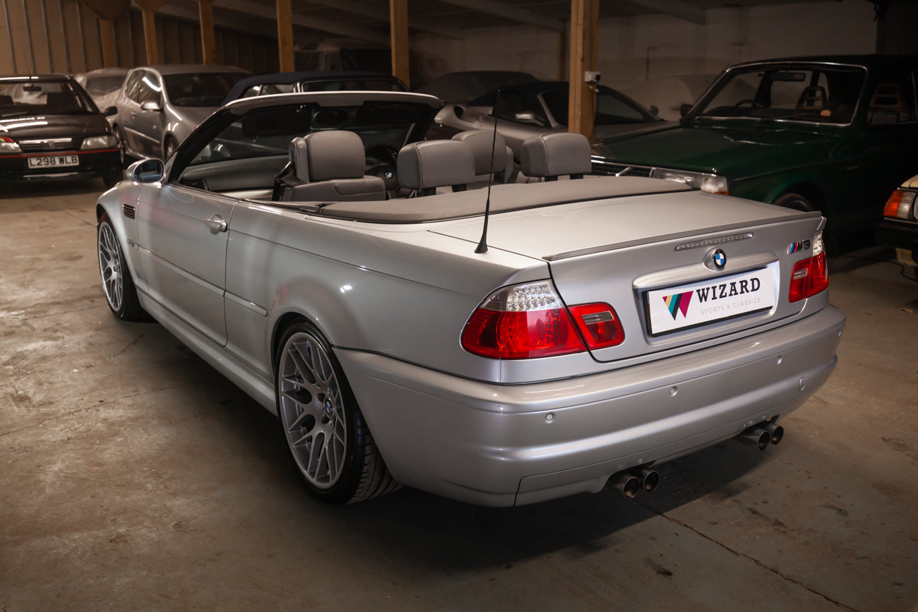 2001 BMW E46 M3 Convertible MANUAL  For Sale (picture 11 of 21)