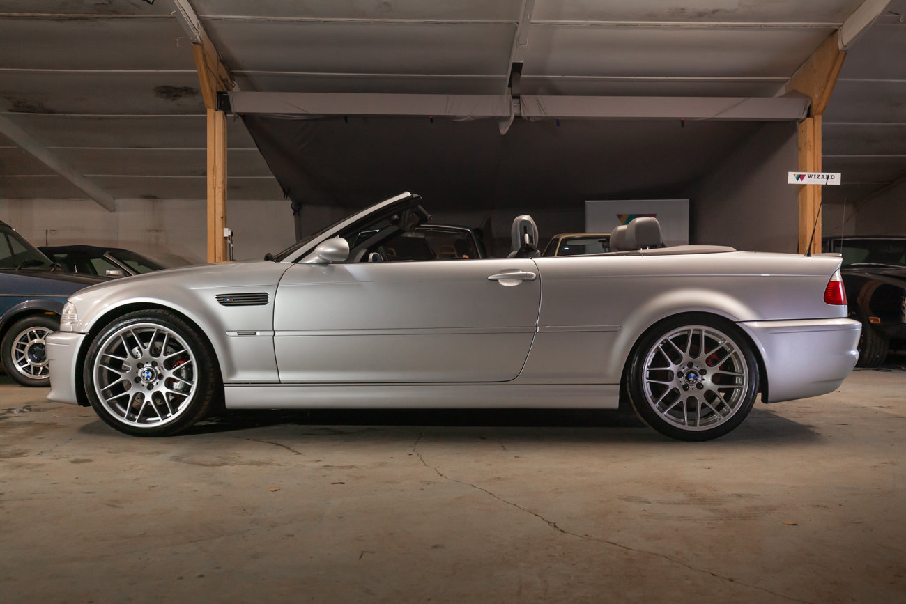 2001 BMW E46 M3 Convertible MANUAL  SOLD (picture 12 of 21)