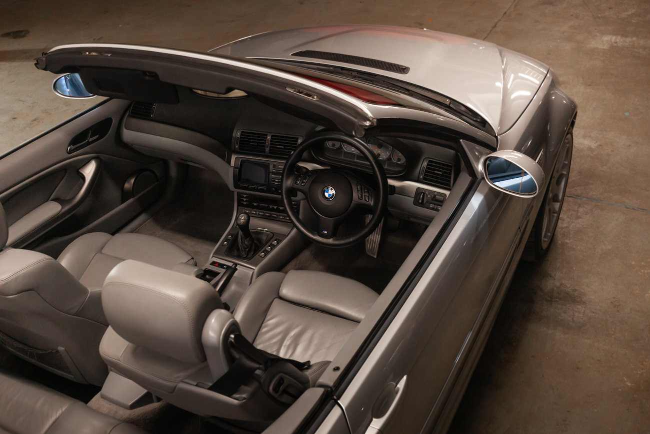 2001 BMW E46 M3 Convertible MANUAL  For Sale (picture 14 of 21)