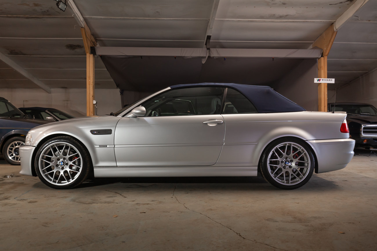 2001 BMW E46 M3 Convertible MANUAL  For Sale (picture 19 of 21)