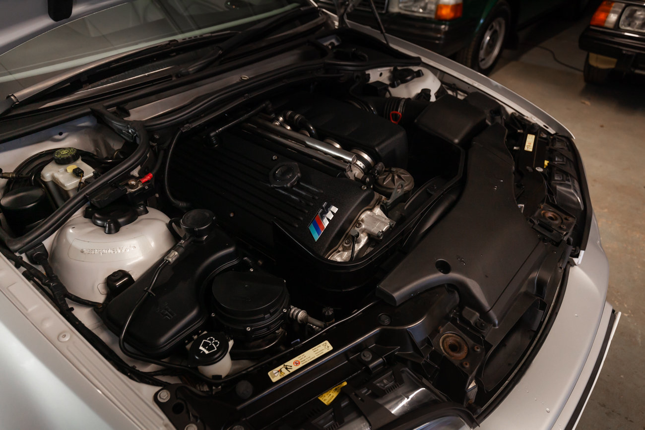 2001 BMW E46 M3 Convertible MANUAL  For Sale (picture 21 of 21)