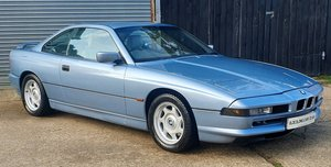 1992 Immaculate BMW 850 5.0 V12 -Only 75k Miles -Full BMW History For Sale