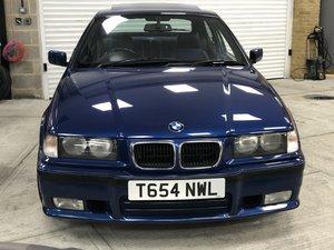 1999 Bmw 318ti compact M sport E36