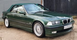 1999 Absolutly Immaculate Alpina B3 3.2 Cabriolet - Ready to show For Sale