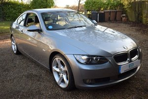 BMW 330d Coupe Automatic E90 £7K extras FBMWSH
