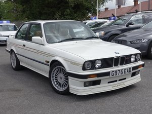 1990 G BMW 325i A 2dr Alpina B3 EVOCATION For Sale