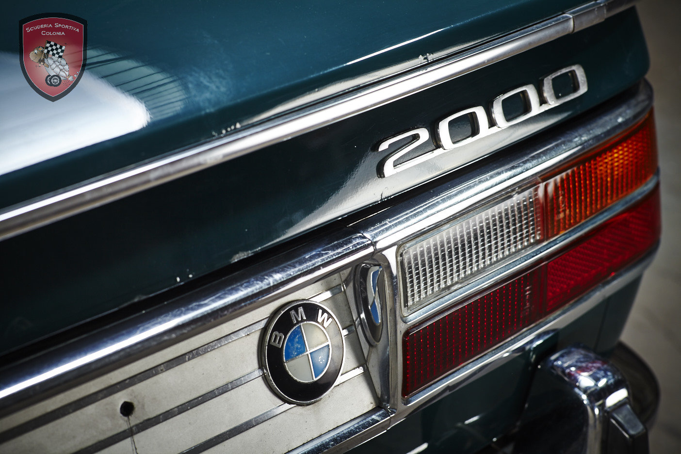 1971 BMW 2000 Tii For Sale (picture 4 of 6)