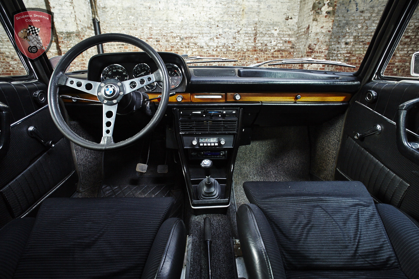 1971 BMW 2000 Tii For Sale (picture 5 of 6)