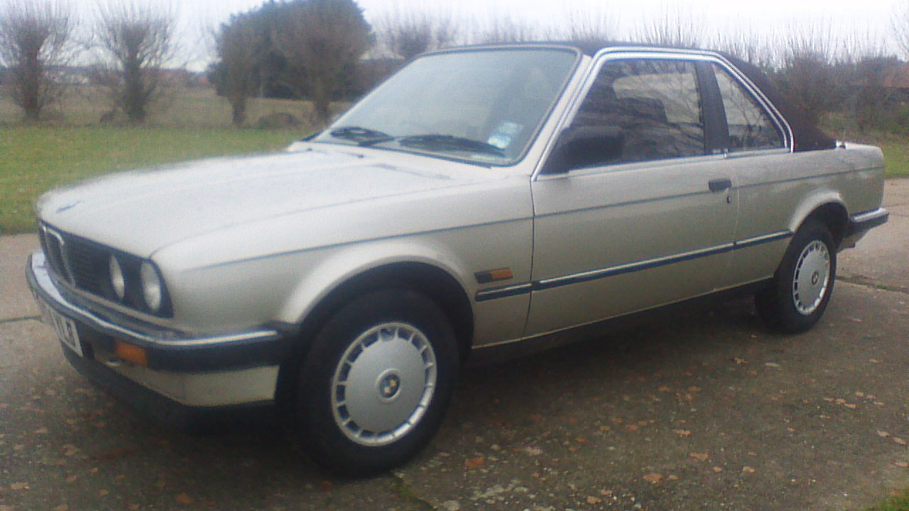 1986 bmw 3series 1.8 saloon For Sale (picture 2 of 6)