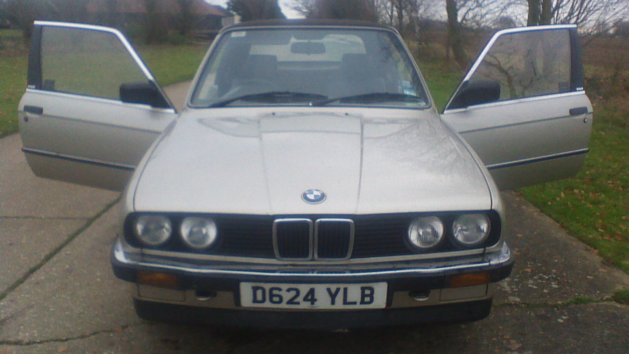 1986 bmw 3series 1.8 saloon For Sale (picture 5 of 6)