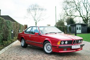 1989 1 owner BMW 635 CSI Highline For Sale