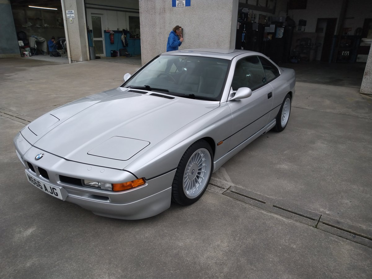 1999 BMW 840 ci Sport  SOLD (picture 1 of 6)