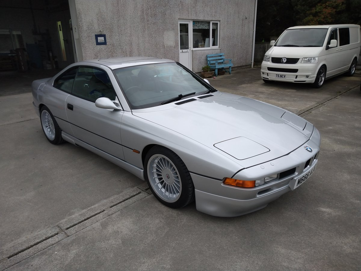 1999 BMW 840 ci Sport  SOLD (picture 2 of 6)