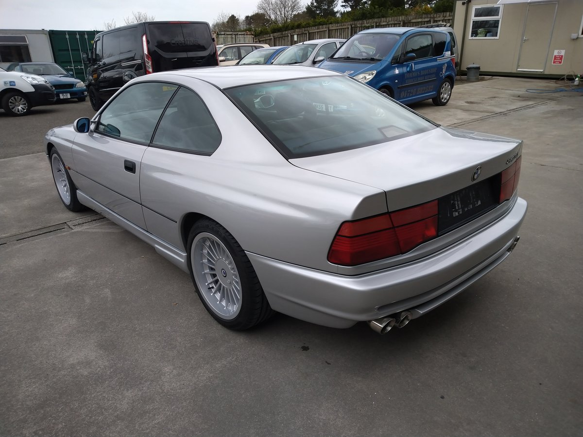 1999 BMW 840 ci Sport  SOLD (picture 3 of 6)