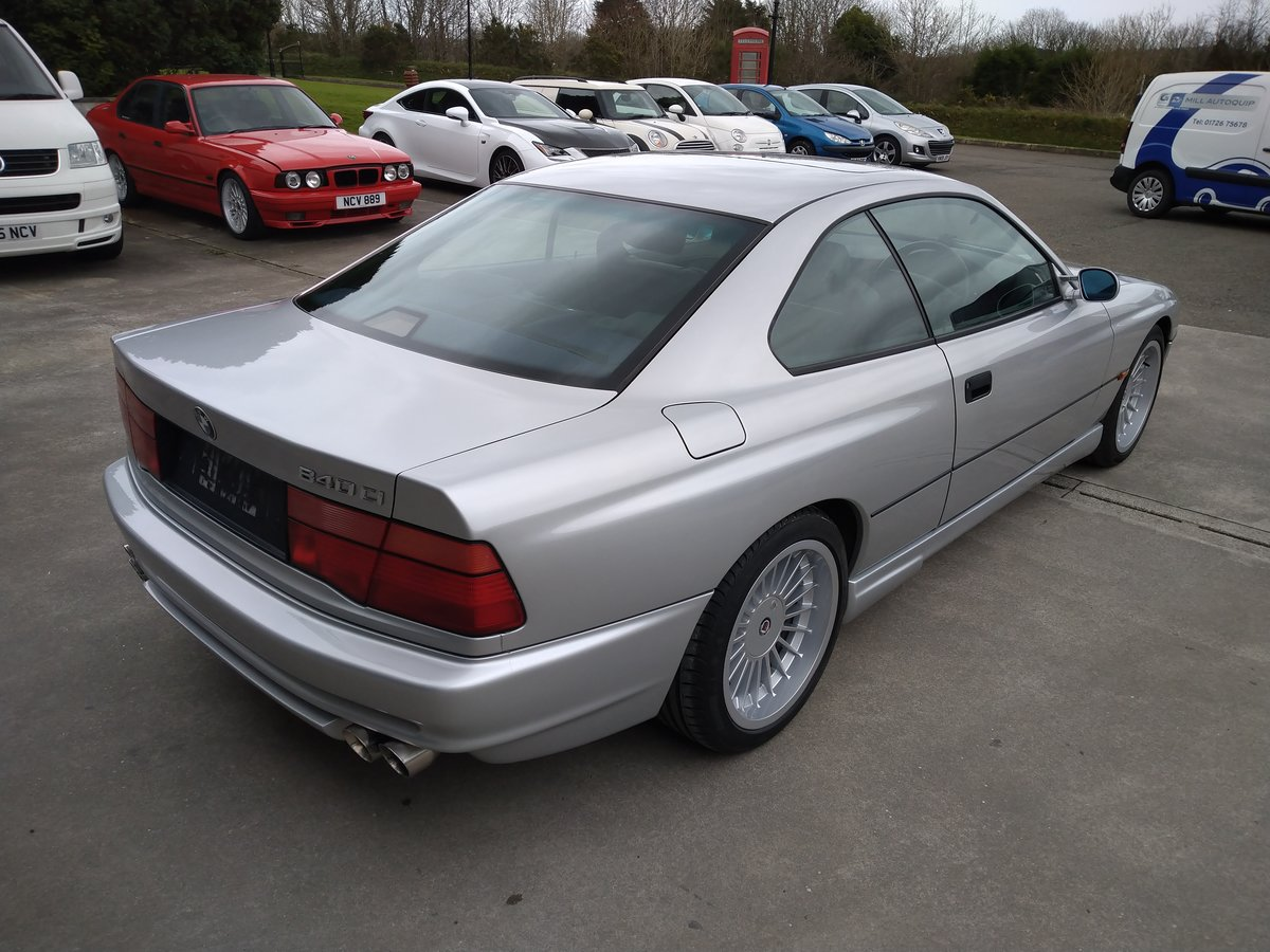 1999 BMW 840 ci Sport  SOLD (picture 4 of 6)