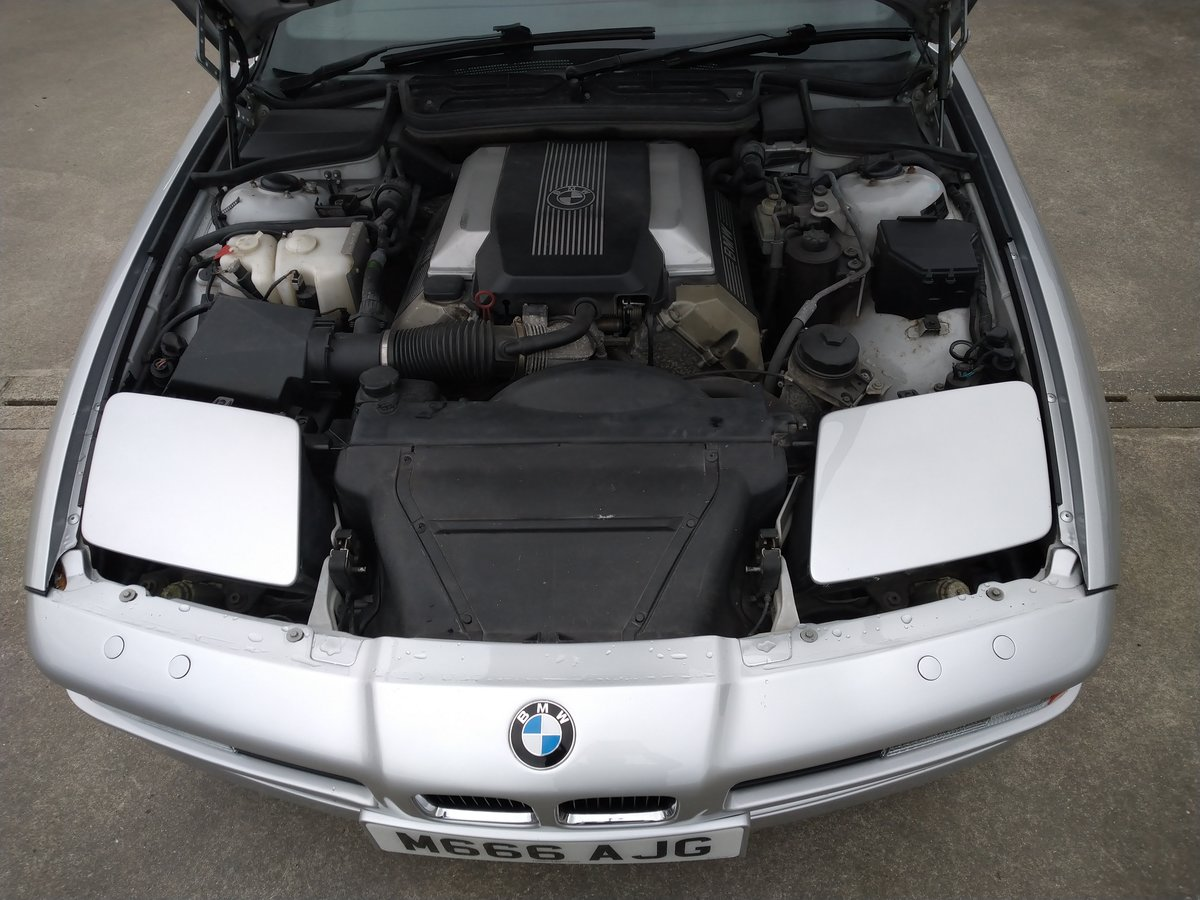 1999 BMW 840 ci Sport  SOLD (picture 6 of 6)