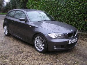 Picture of 2007 BMW 1 Series 2.0 120d M Sport 3dr For Sale
