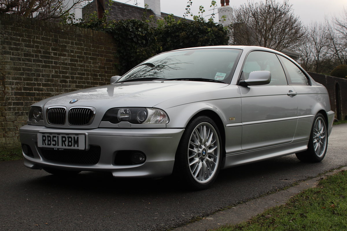 2001 BMW E46 330CI SPORT * ONE OWNER 50,000 MILES * *SOLD* SOLD (picture 3 of 6)