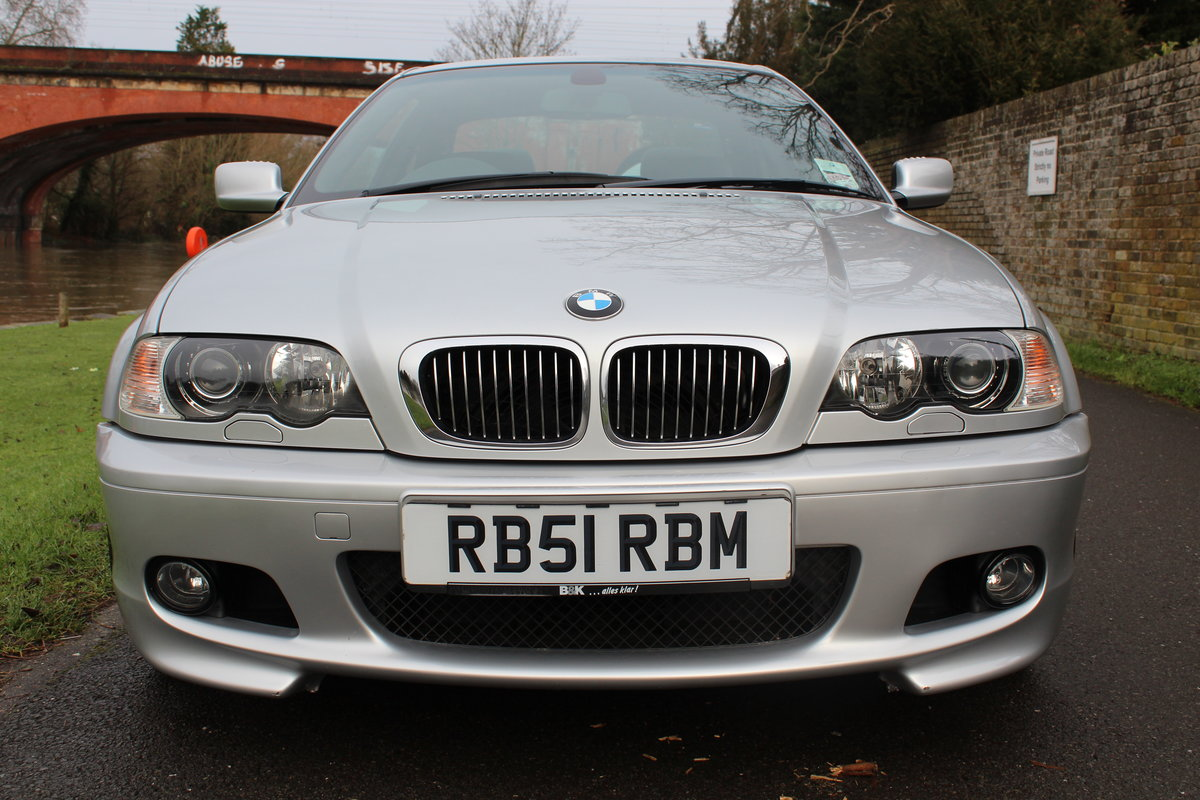 2001 BMW E46 330CI SPORT * ONE OWNER 50,000 MILES * *SOLD* SOLD (picture 5 of 6)