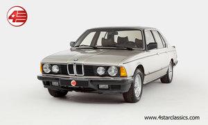 BMW E23 745i Turbo /// RARE /// 70k Miles