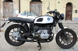 BMW R 65 LS 650 (1983) Cafe Race For Sale