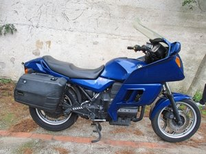 BMW K75 RT (1993) PRESERVED