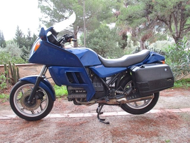 BMW K75 RT (1993) PRESERVED For Sale (picture 2 of 6)