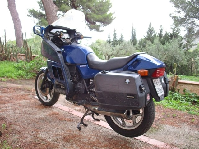 BMW K75 RT (1993) PRESERVED For Sale (picture 4 of 6)