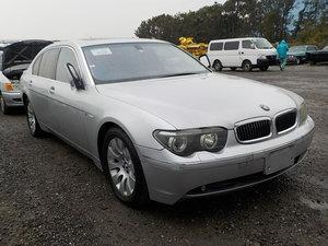 2005 BMW 7 SERIES 760 LI V12 LWB 6.0 AUTOMATIC * LEATHER SEATS *  For Sale