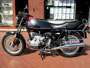 BMW R45 / 2 BLACK (1984) For Sale