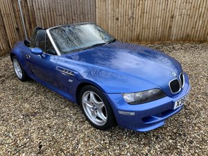 2000 BMW Z3M 3.2 Roadster, Full Service History ! For Sale