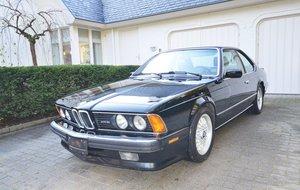 1988 BMW M635 i
