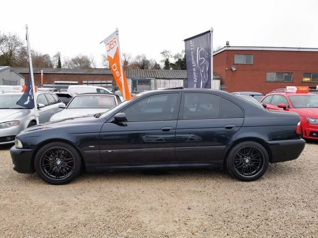 2001 BMW M5 5.0 V8 E39 MANUAL HIGH SPEC  For Sale (picture 4 of 6)