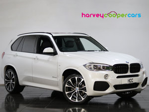 BMW X5 xDrive30d M Sport 5dr Auto [7 Seat] 2018(18) SOLD