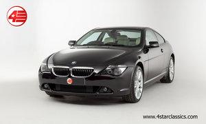BMW E63 650i Sport /// Recent £21k Expenditure