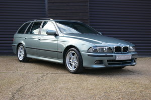 2001 E39 530i M-Sport Touring 5 Speed Manual (63,000 miles) SOLD