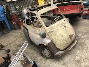 1955 BMW Issetta Project