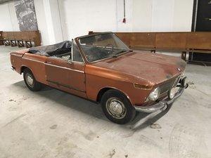 1971 bmw 1600 cabrio For Sale