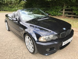2006 BMW m3 convertible manual carbon black 3.2 e4
