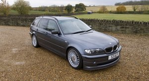 2003 Very rare alpina e46 bs3 touring