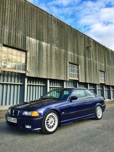 1997 BMW E36 328i M-Sport, Low Miles, High Spec