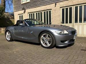 2007 BMW Z4 M Roadster 3246cc manual