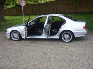 2002 Alpina b10 build  # 198  manual 5 speed For Sale