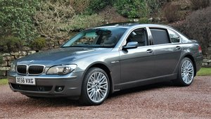 Bmw 760li v12 - facelift fbmwsh