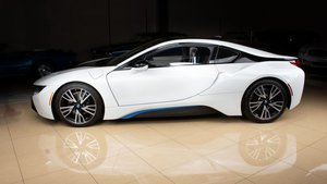 2015 BMW  i8 Coupe Electric Car Go Green F1 Paddle shifters For Sale