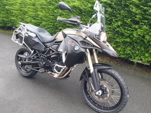 **REMAINS AVAILABLE** 2015 BMW F800 GS Adventure For Sale by Auction