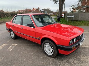 **REMAINS AVAILABLE** 1990 BMW 316i For Sale by Auction